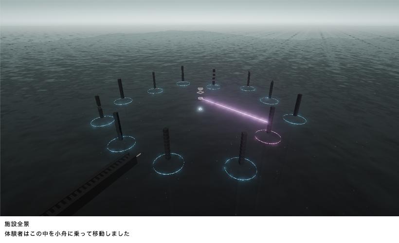 【写真】プレイイメージ1 VRの中にある施設全景